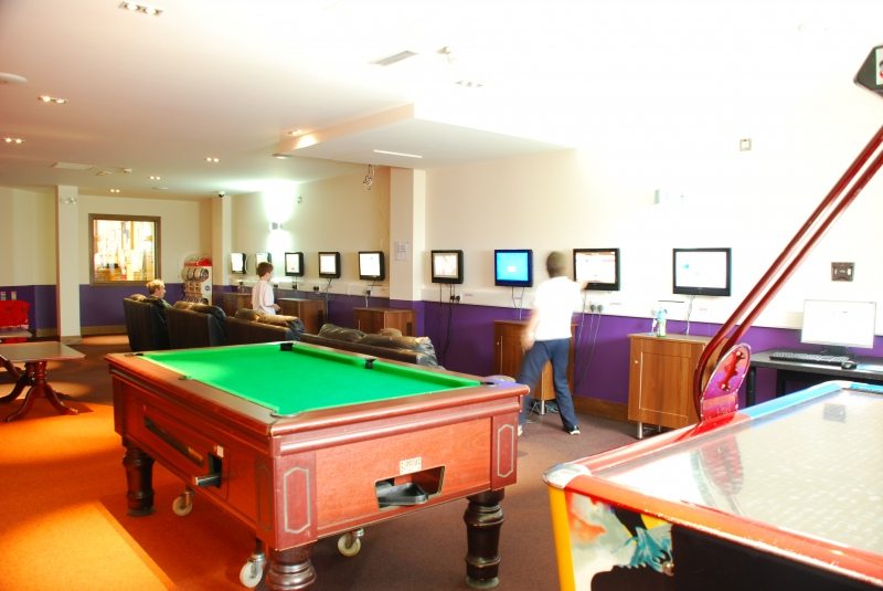 Teen Zone at the Clonakilty Park Leisure Club